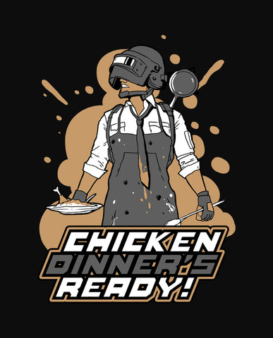 Chicken Dinner Tshirt