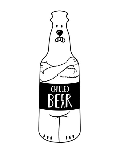 Chilled Bear Sweatshirt