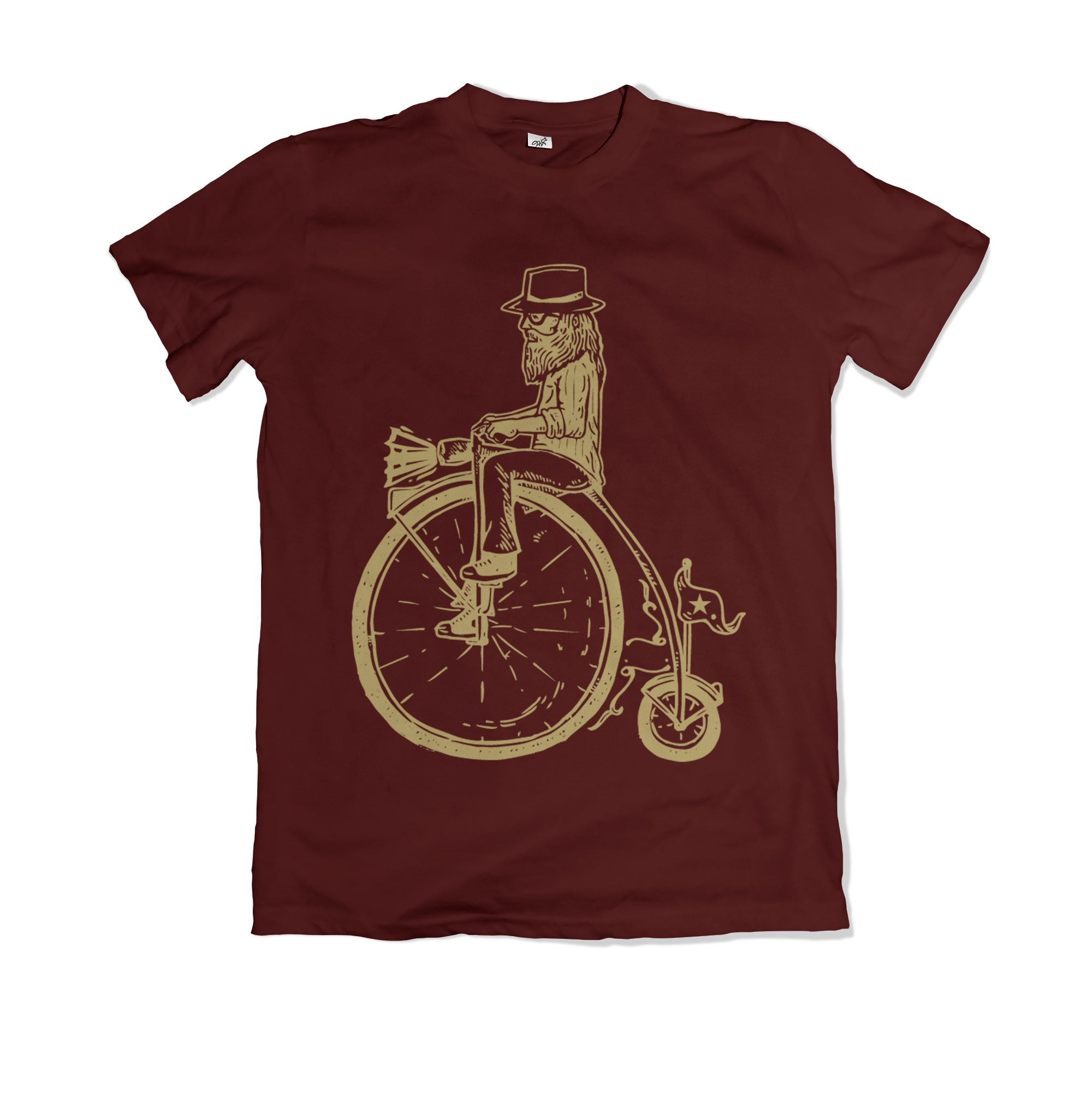 Cycle Beard Tshirt