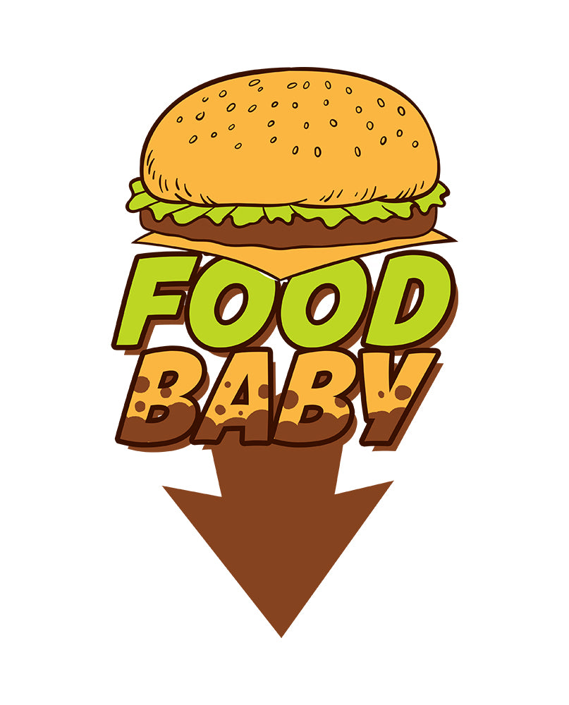 Food Baby Tshirt