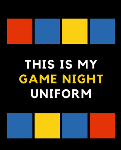 Game Night Tshirt
