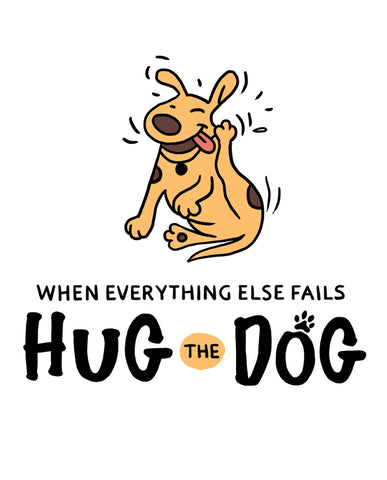 Hug Your Dog Tee