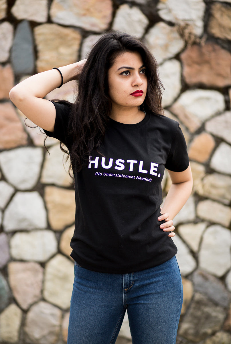 Hustle Now Tshirt
