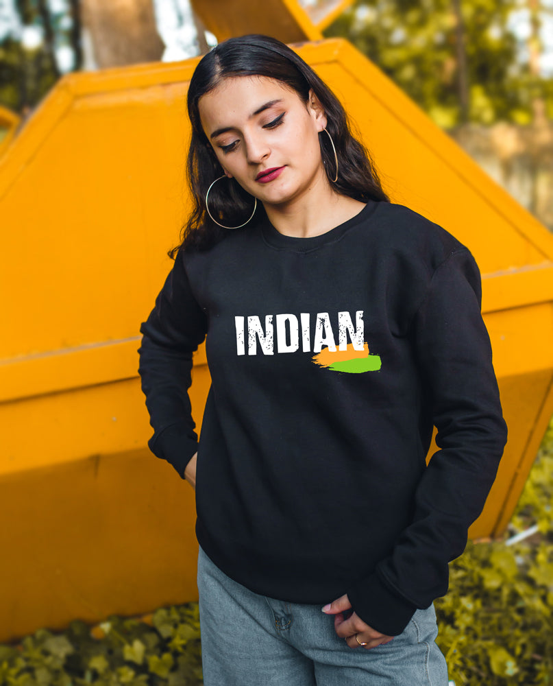 Indian Sweatshirt