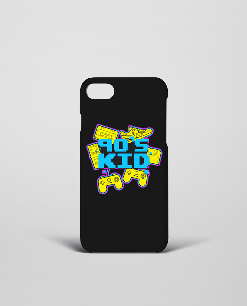 90s Kids Mobile Cover