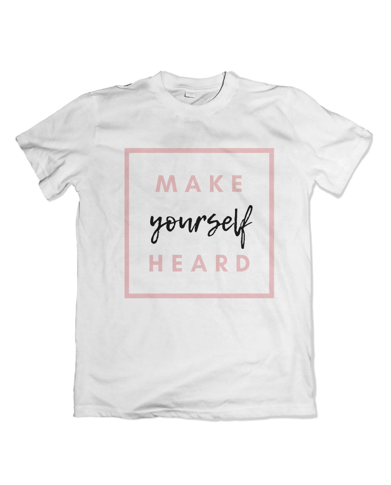Make Yourself Known Tshirt