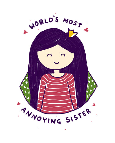 Annoying Sister Tee