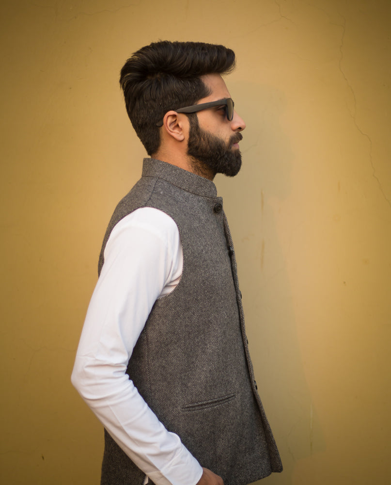 Damp Nehru Jacket