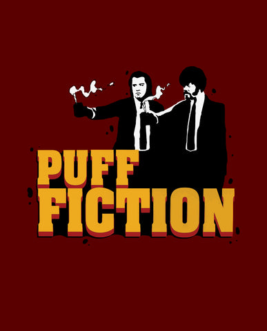 Puff Fiction T-Shirt