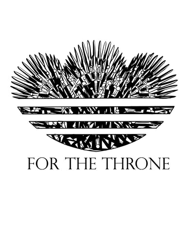 For The Throne Tshirt