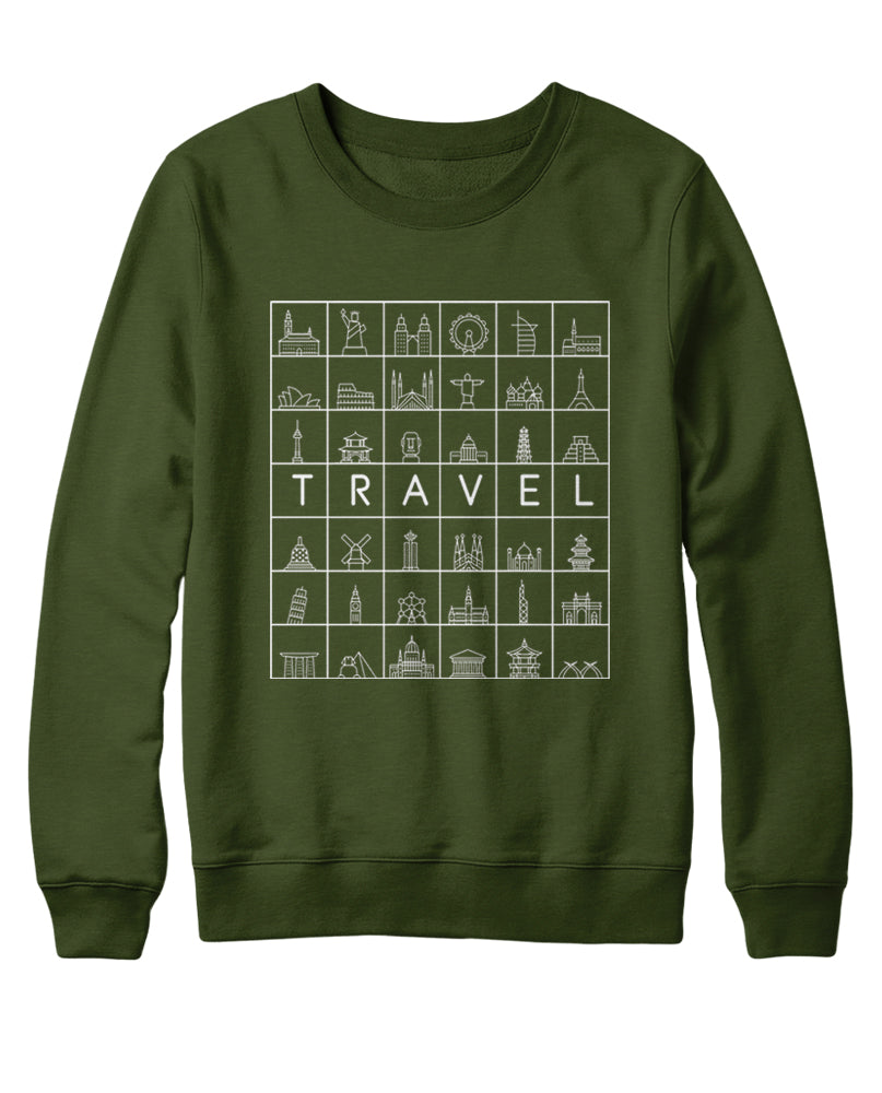 Travel Sweatshirt