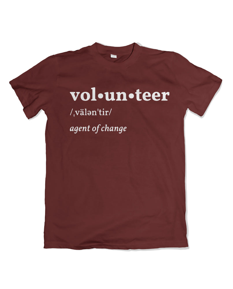 Volunteer Tshirt