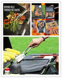 BBQ Grill Mat, Non-Stick Barbecue Cooking Sheet
