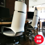 100% Genuine Leather Office Chair