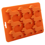 Dachshund-Shaped Silicone Molds