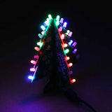 Colorful Christmas Tree LED