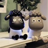 Sheep USB Rechargeable LED Desk Lamp
