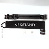 Compact Foldable Laptop Table Stand + Adjustable Height (Nexstand)