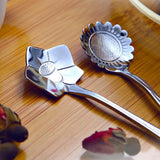 Ornatila Teaspoon Set (8 Pieces)