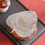 Leaf Filter Tea Infuser