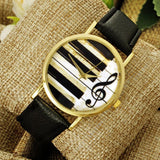 Music Note Watch