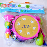 Musical Instruments Playing Set Educational Baby Toys (5 Pcs/Set)