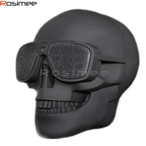 Skull Wireless Bluetooth Speaker - Limited Edition 70% Off
