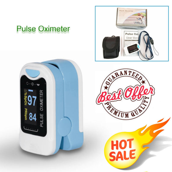 Fingertip oxymeter spo2,PR monitor Blood Oxygen