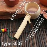 Handmade Authentic Bamboo Tea Infuser