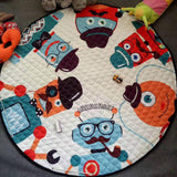 Play Mat Drawstring Toy Storage