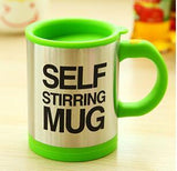 Lazy Self Stirring Coffee Mug