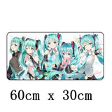 Anime Extended Gaming Mouse Pad
