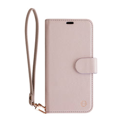 Blush Rose - 2-in-1 Wristlet Folio- Habitu Co.