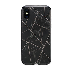 Avani Black Copper - Hybrid Phone Case- Habitu Co.