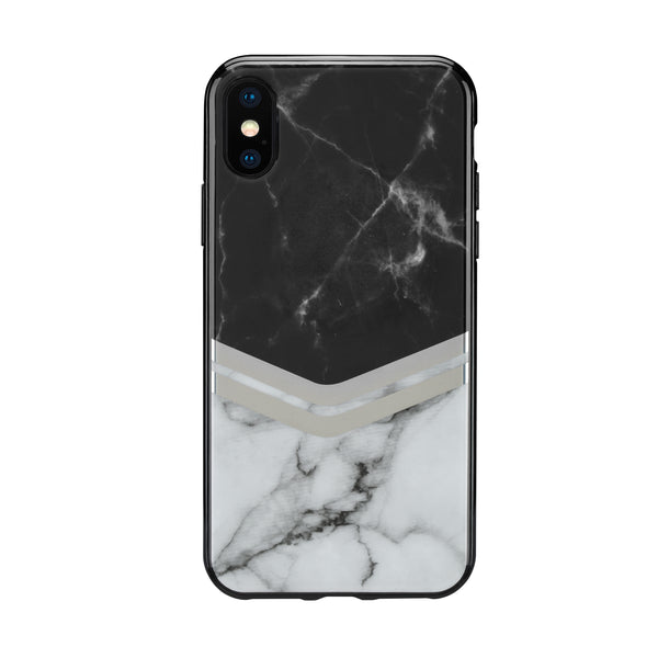 Lara Chevron - Hybrid Phone Case- Habitu Co.