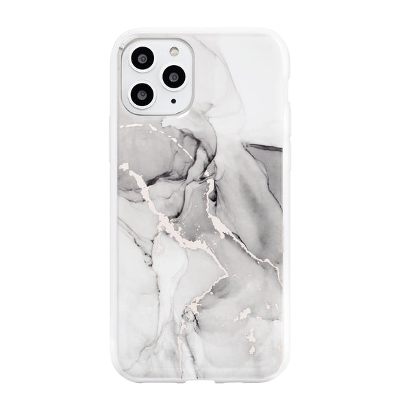 Arabescato - Hybrid Phone Case- Habitu Co.