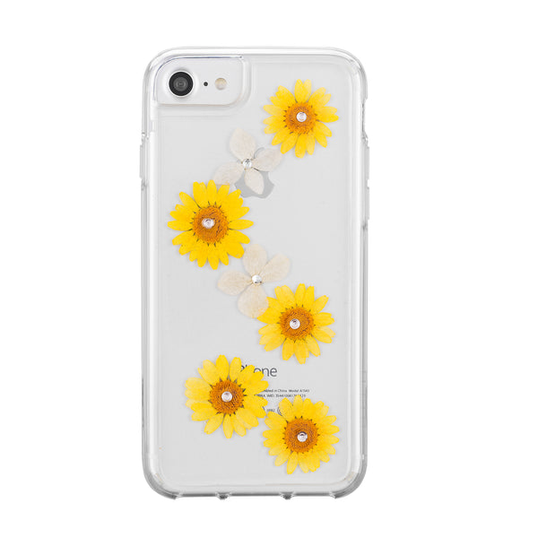 Daisy - Hybrid Phone Case- Habitu Co.