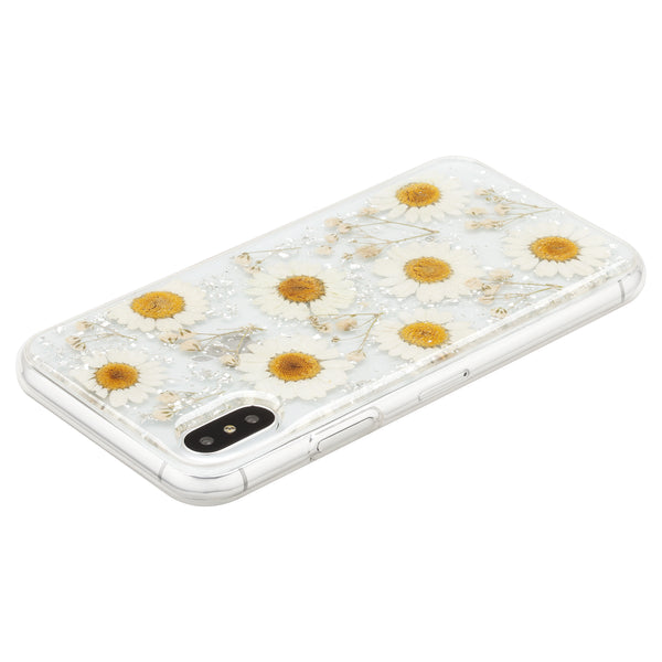 Spring Daisies - Hybrid Phone Case- Habitu Co.