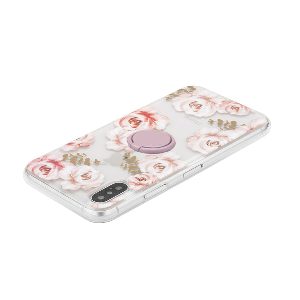 Rosetta - Hybrid Phone Case + Ring- Habitu Co.