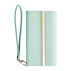 Mint - Tri-fold Folio- Habitu Co.