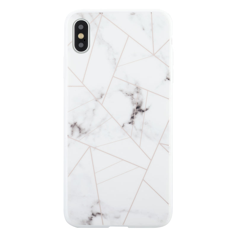 Avani White Copper - Hybrid Phone Case- Habitu Co.