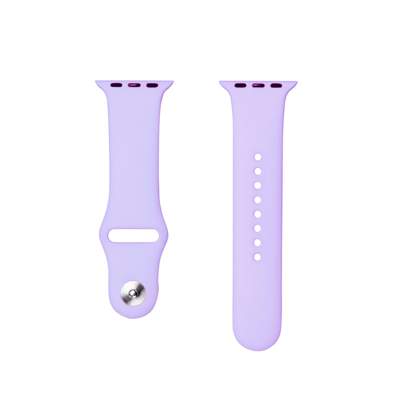Light Purple Silicone
