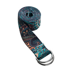 2 in 1 Yoga Belt & Mat Sling - Habitu Co.