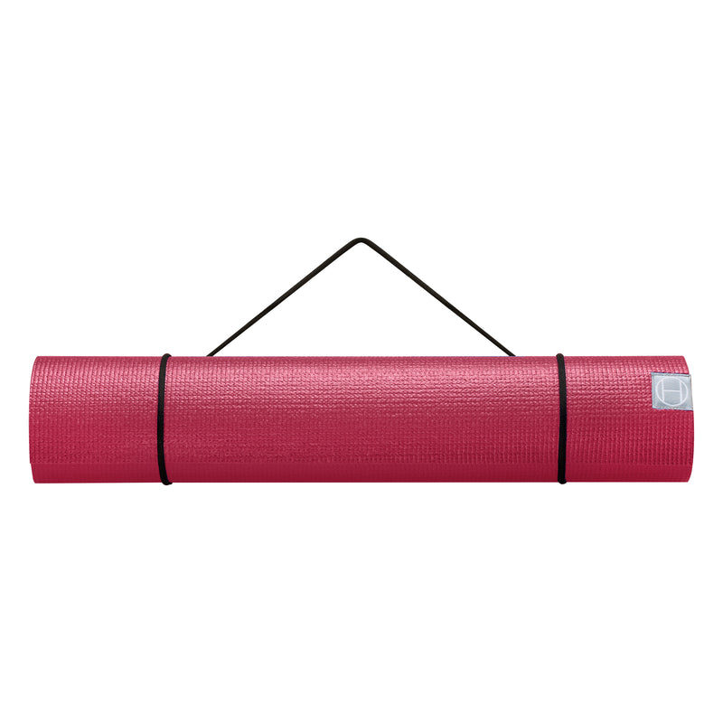 Hero Yoga Mat with Strap