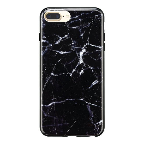 Nero Marble - Hybrid Phone Case- Habitu Co.