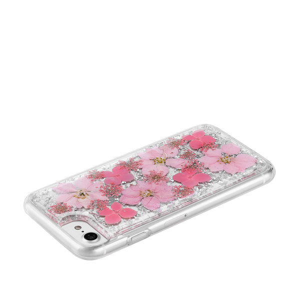 Blush Petals - Hybrid Phone Case- Habitu Co.