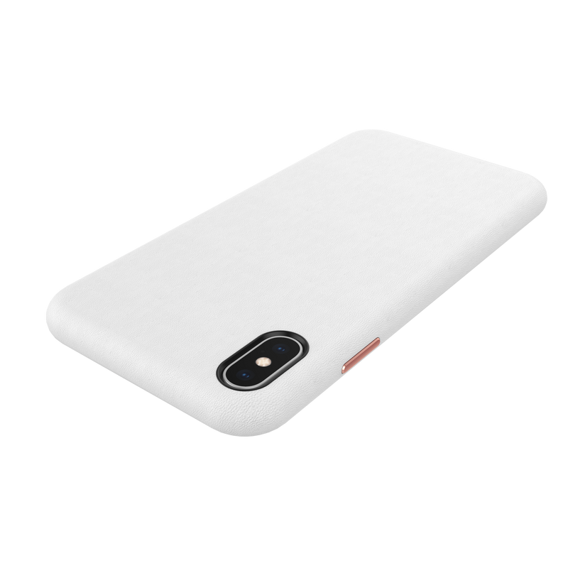 Coconut Cream - Hybrid Phone Case- Habitu Co.