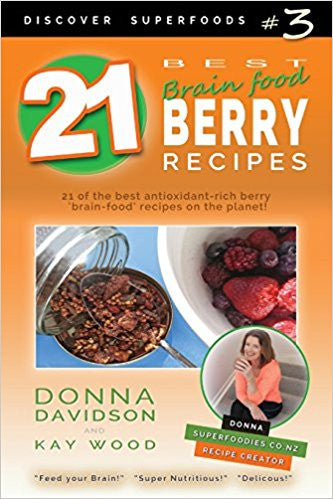 21 Best Brain-food Berry Recipes - Discover Superfoods #3