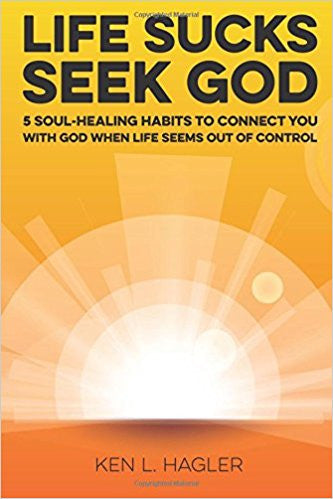 Life Sucks Seek God: 5 soul-healing habits to connect you with God when life seems out of control