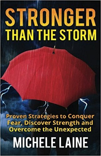 Stronger Than The Storm: Proven Strategies to Conquer Fear, Discover Strength